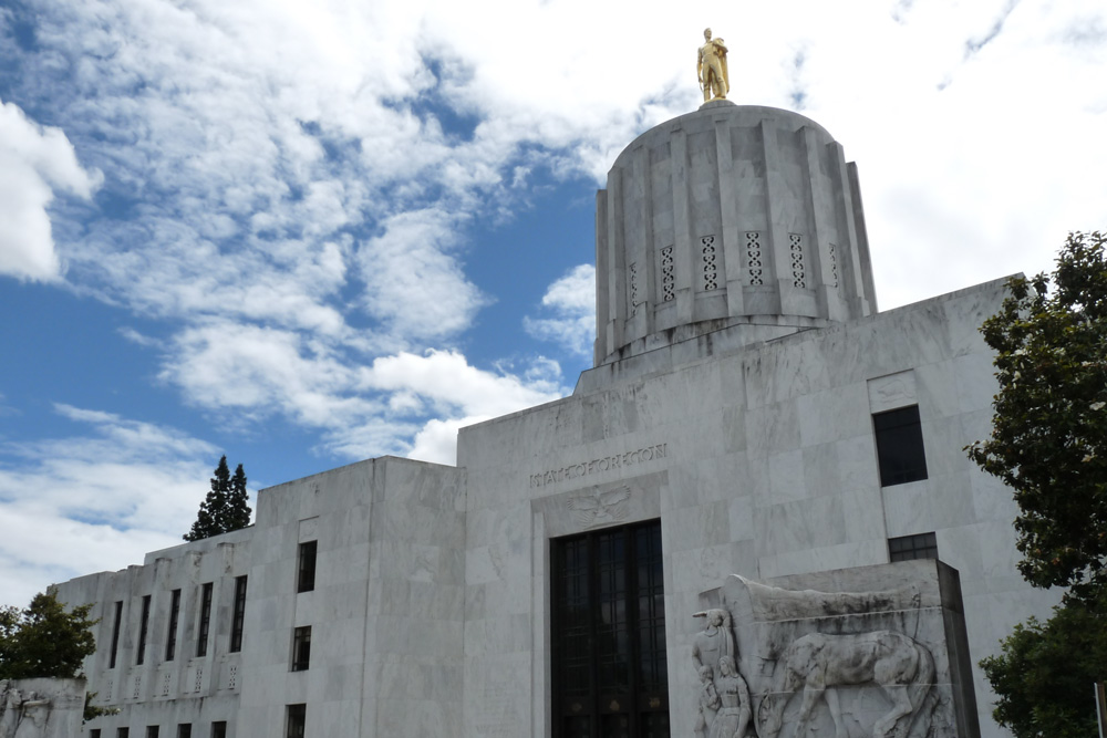 State of Oregon Picture