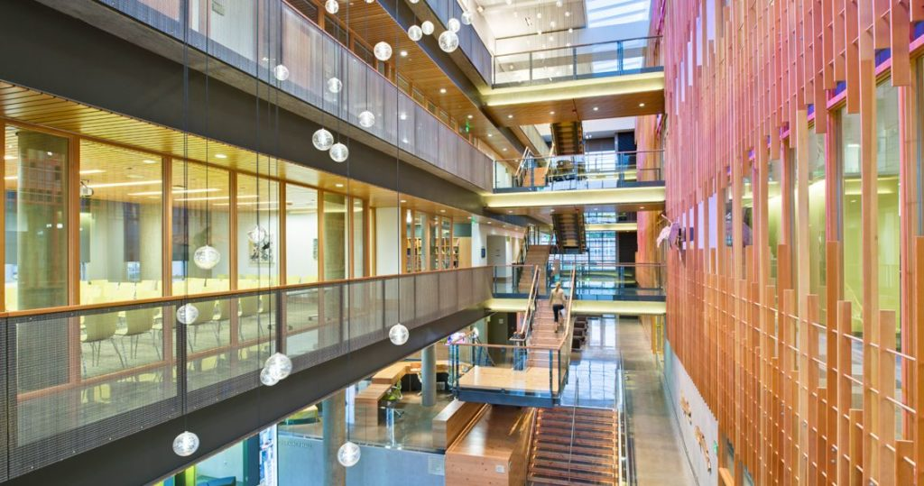 The beautiful Ford Alumni Center at the University of Oregon in Eugene will be the venue for this year's Oregon cybersecurity event.